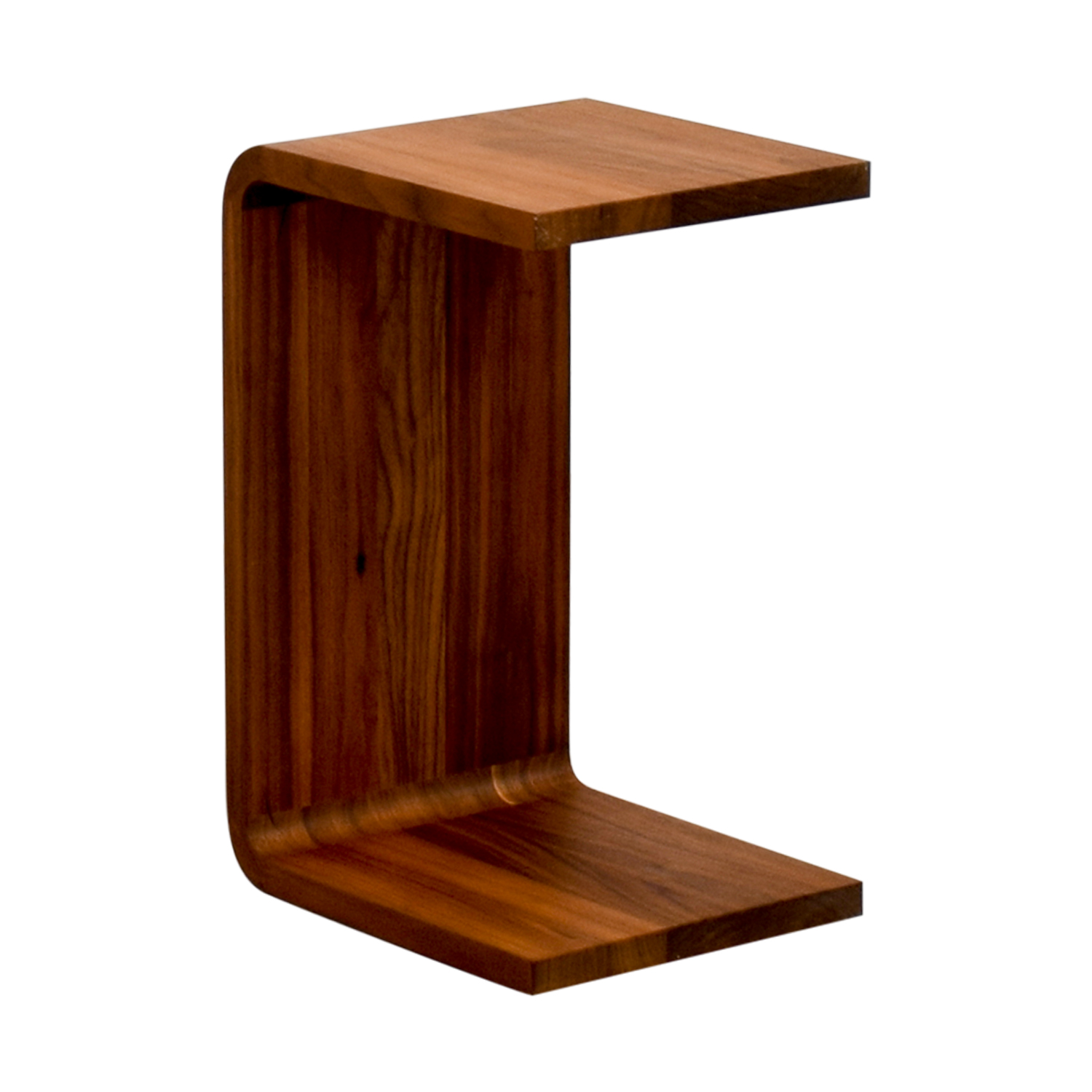 Zeitraum Zeitraum Formstelle C-Shaped Waitress Side Table on sale