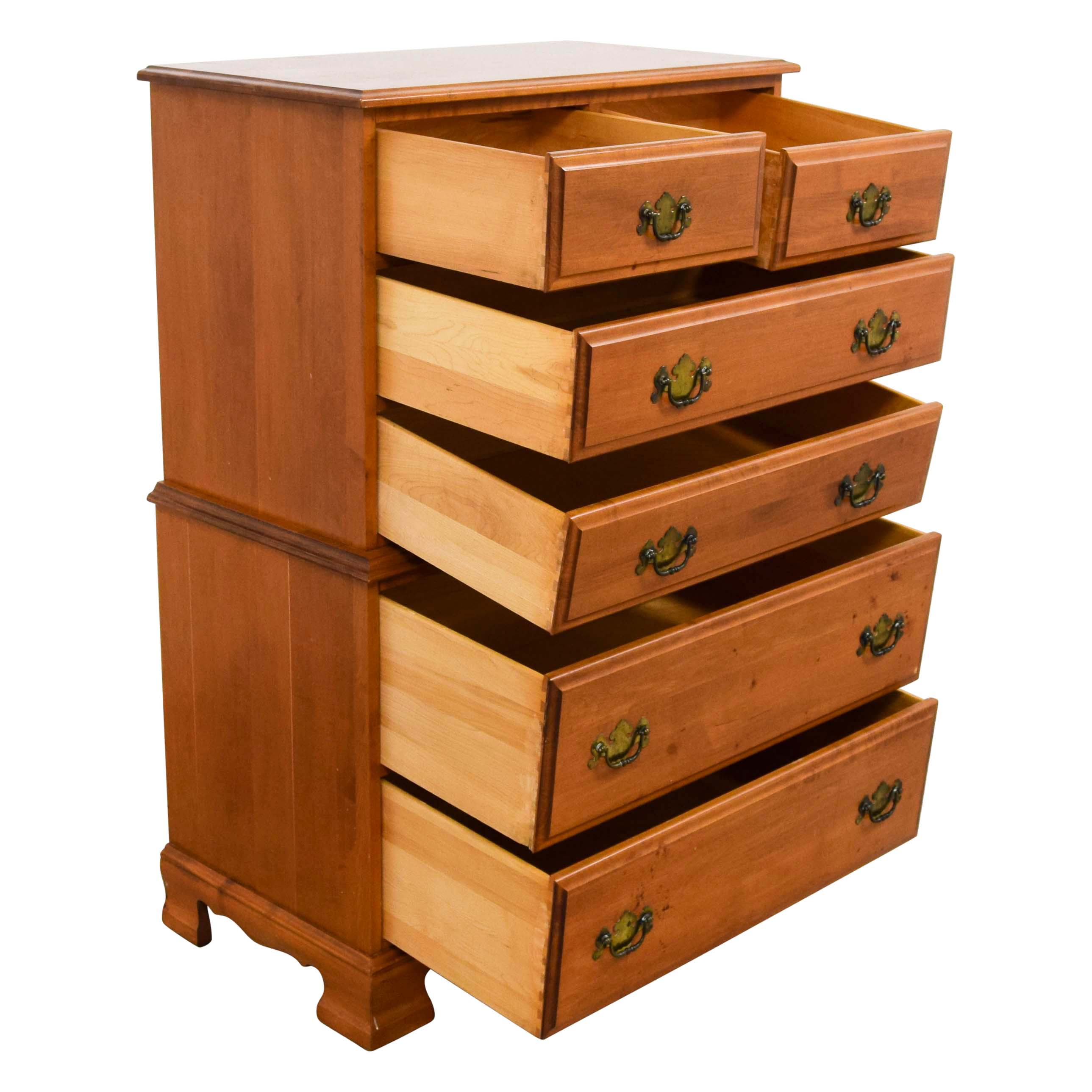 shop Vilas Vilas Solid Oak Six-Drawer Dresser online