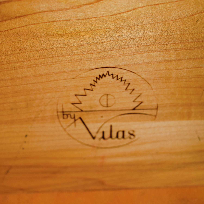 Vilas Vilas Solid Oak Bedroom Nine-Drawer Dresser Oak