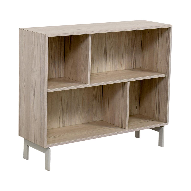 40 Off Ikea Ikea Valje Natural Shelf Storage