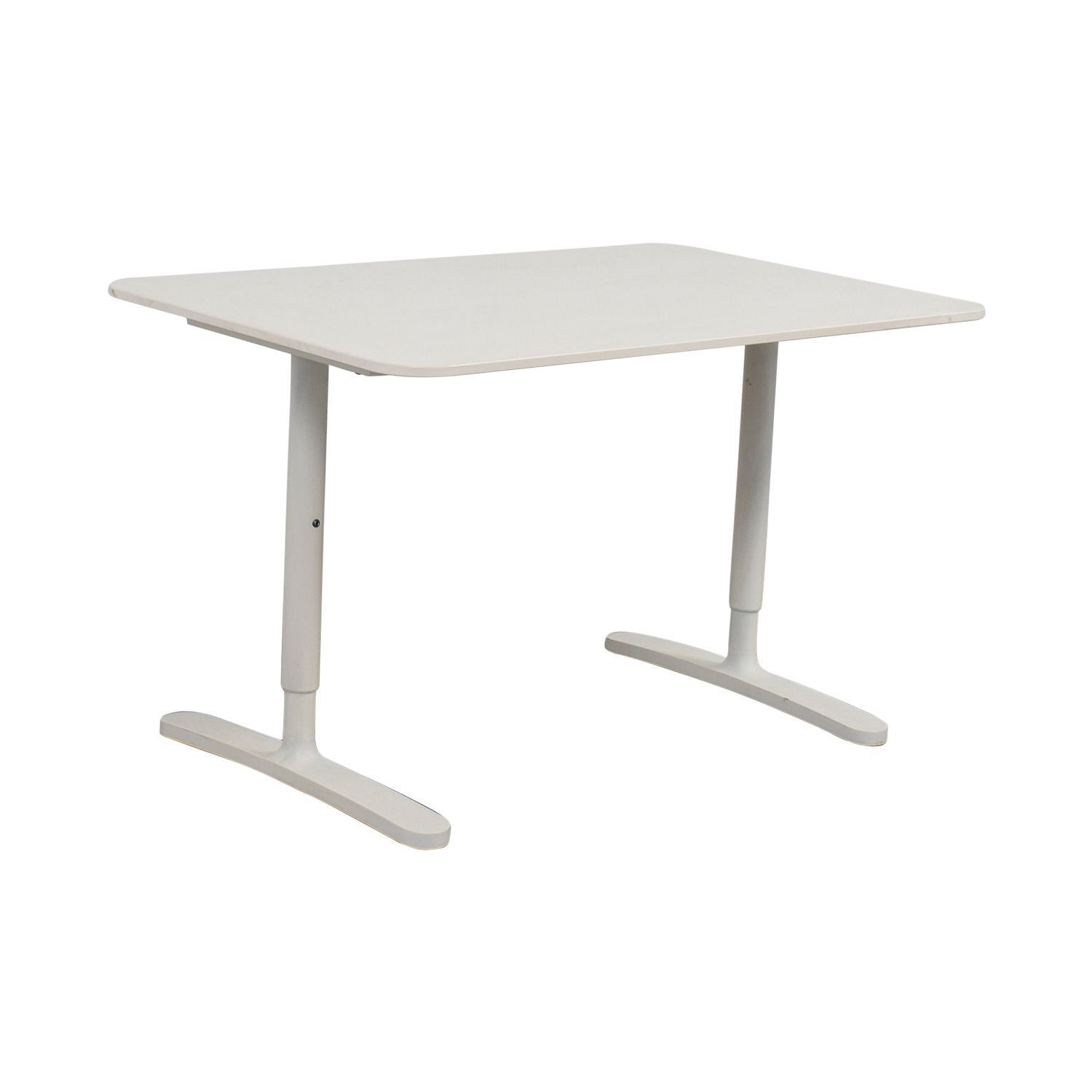 IKEA IKEA Bekant White Desk Home Office Desks