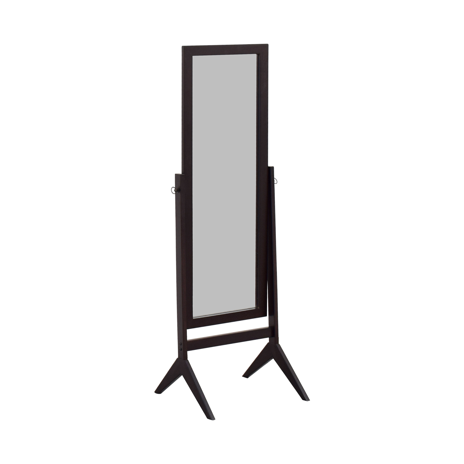 Wood Full Length Floor Mirror / Mirrors