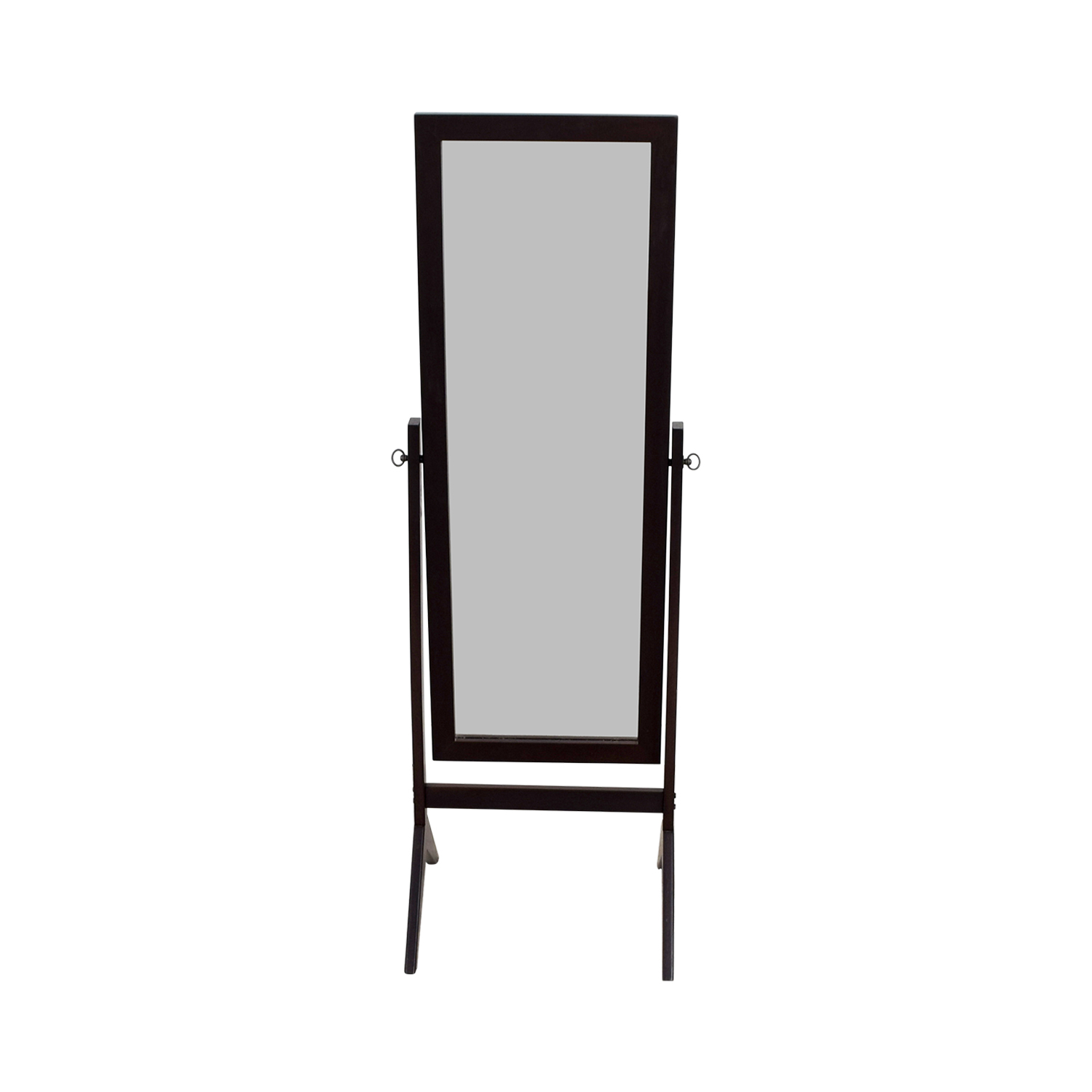 Wood Full Length Floor Mirror coupon