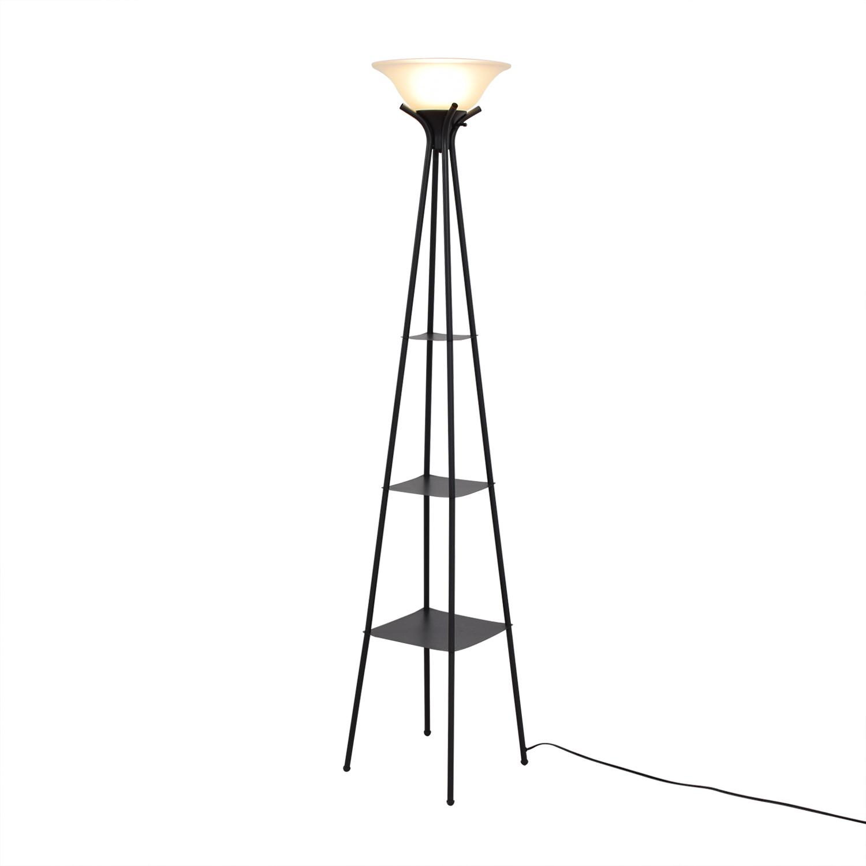 Tiered Lamp / Decor