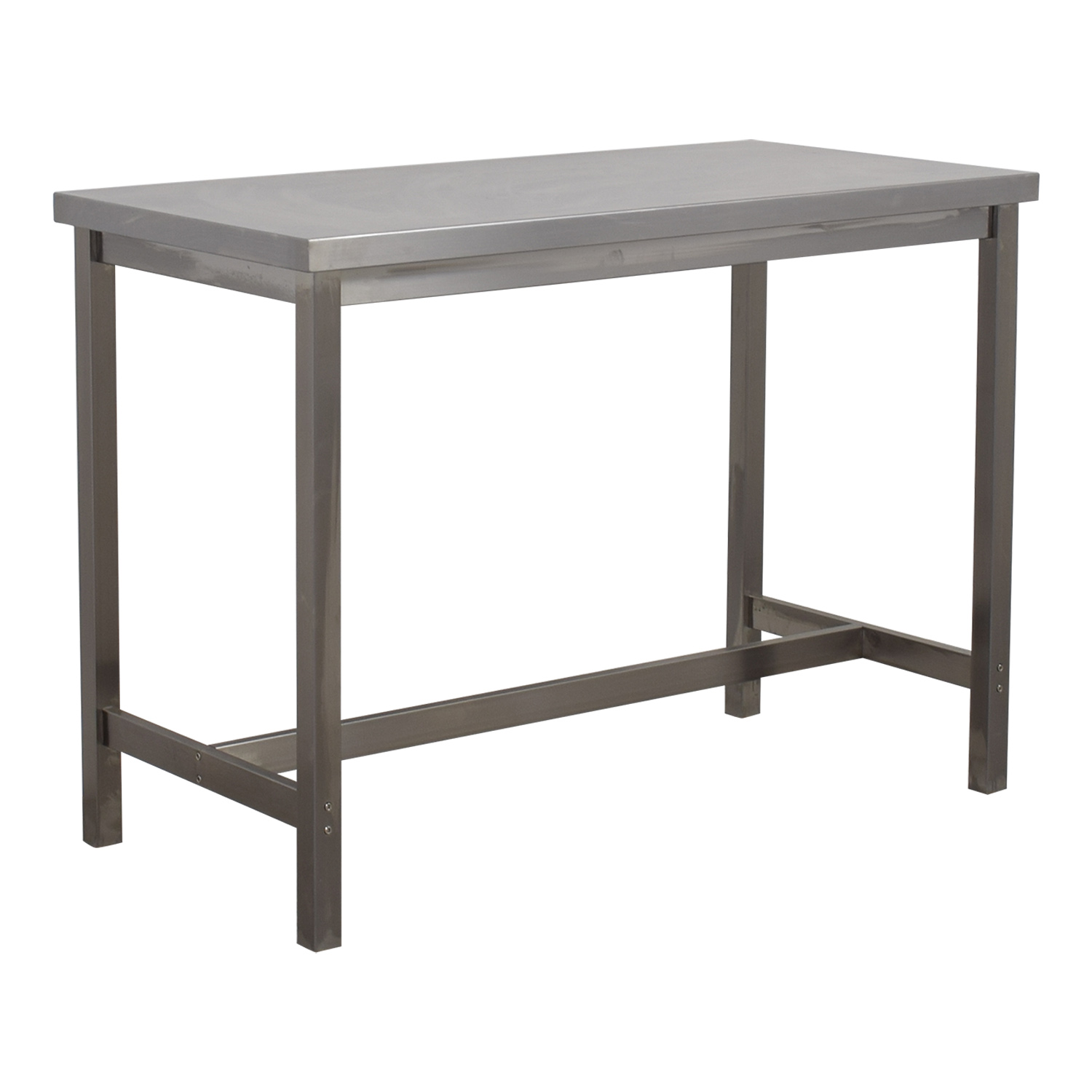 shop Stainless Steel Chrome Table