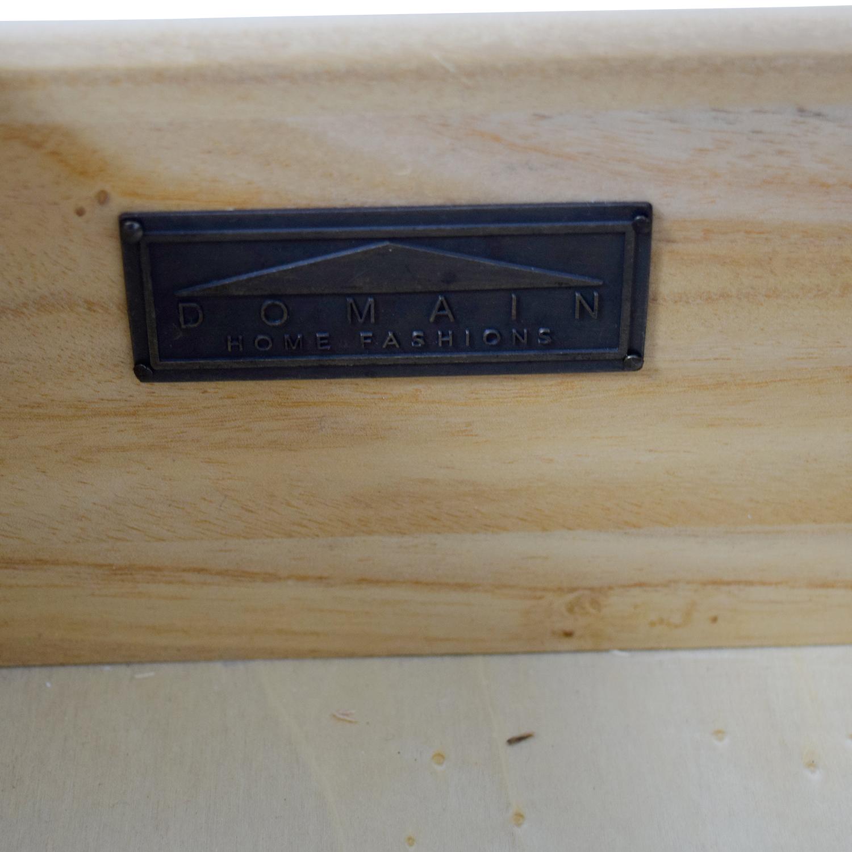 Domain Furniture Light Wood Nine-Drawer Dresser / Dressers
