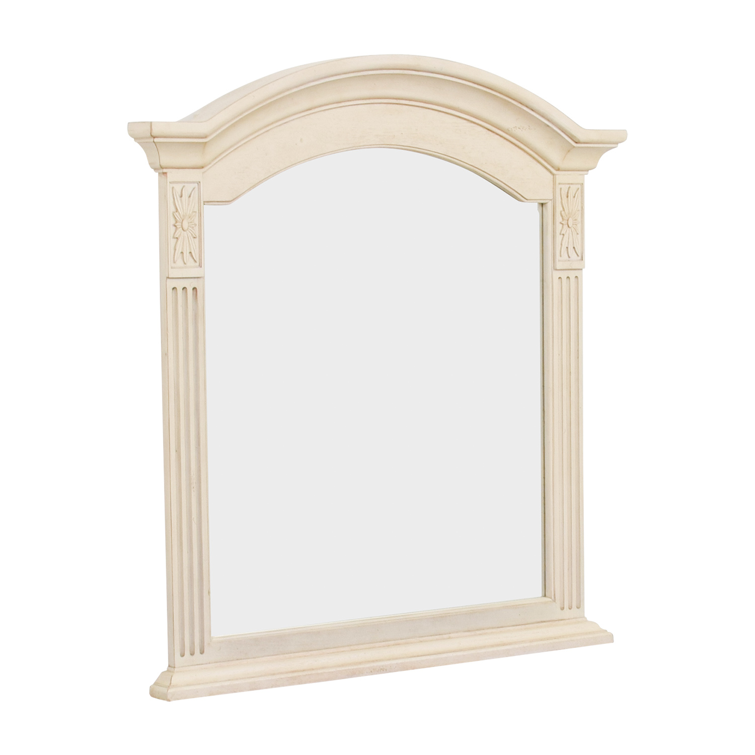 Domain Domain Large Framed Mirror