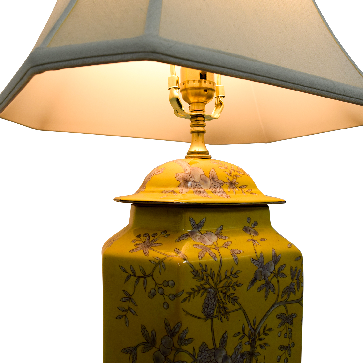 Yellow Fruit Chinese Lamp discount