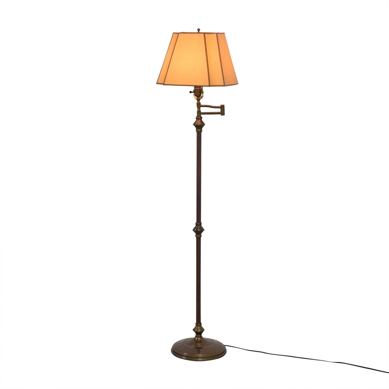 Connecticut Lighting Metal Floor Lamp Connecticut Lighting