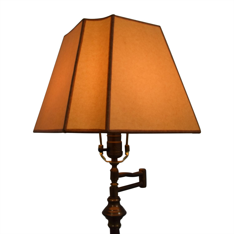 buy Connecticut Lighting Metal Floor Lamp Connecticut Lighting Lamps