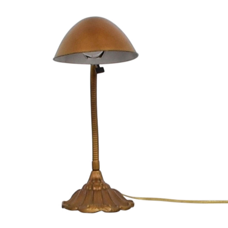 Restoration Lighting Gallery Goose Neck Desk Lamp / Lamps