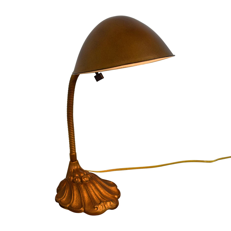 Restoration Lighting Gallery Restoration Lighting Gallery Goose Neck Desk Lamp coupon