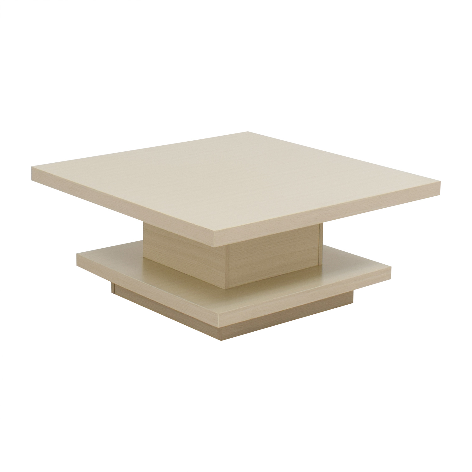 Furniture of America Furniture of America Modern Pagoda Ivory Coffee Table discount