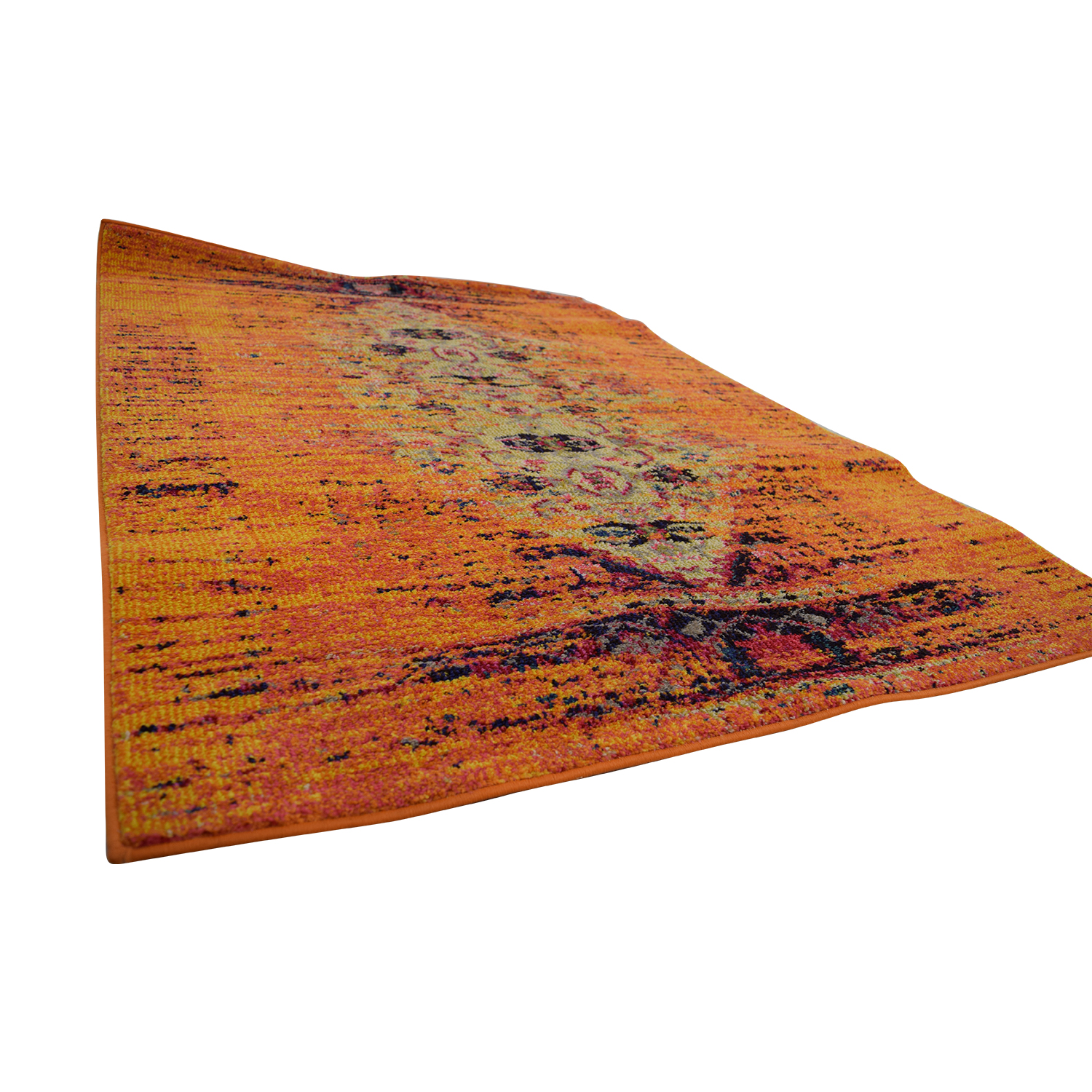 Safavieh Safavieh Vintage Distressed Orange Rug Rugs