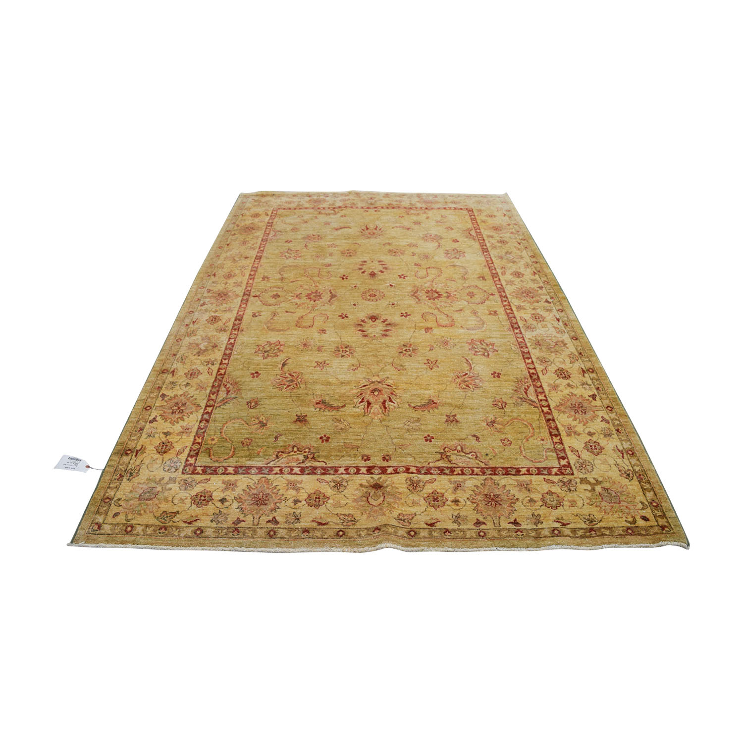 shop Hand Made Pakistani Wool Rug Decor