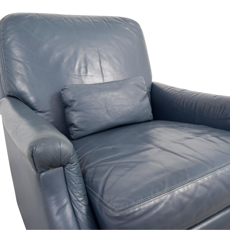 Barcalounger Barcalounger Manual Reclining Arm Chair nj