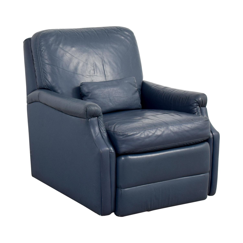 Barcalounger Manual Reclining Arm Chair Barcalounger