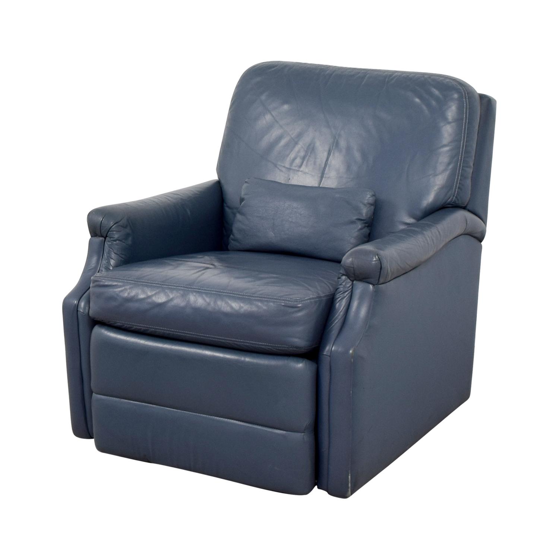 shop Barcalounger Manual Reclining Arm Chair Barcalounger Chairs