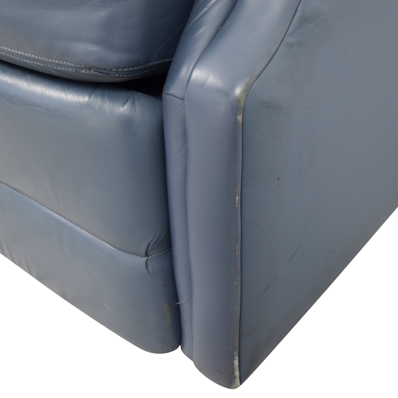 shop Barcalounger Manual Reclining Arm Chair Barcalounger Recliners
