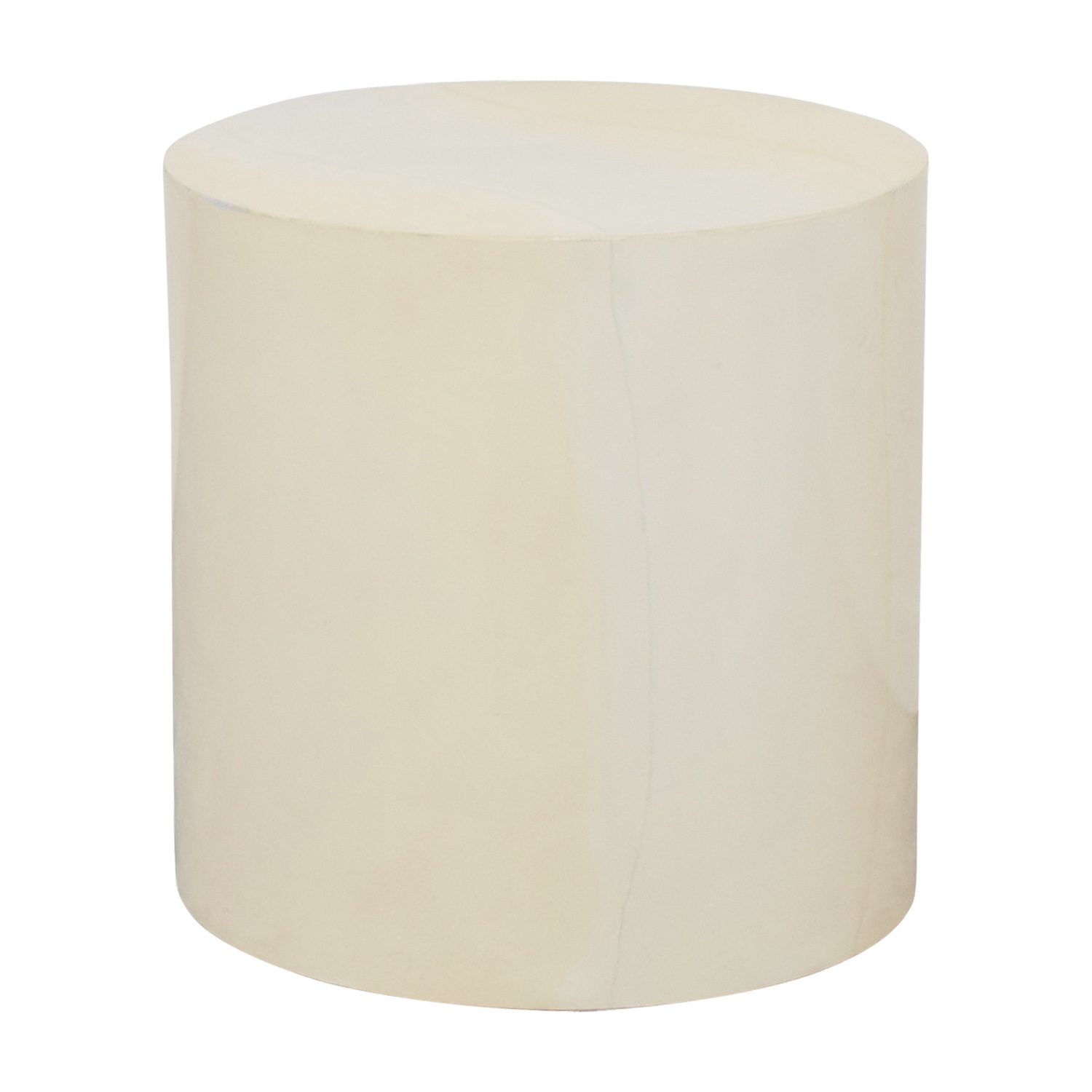 buy Lacquer Cylinder Accent Table Accent Tables
