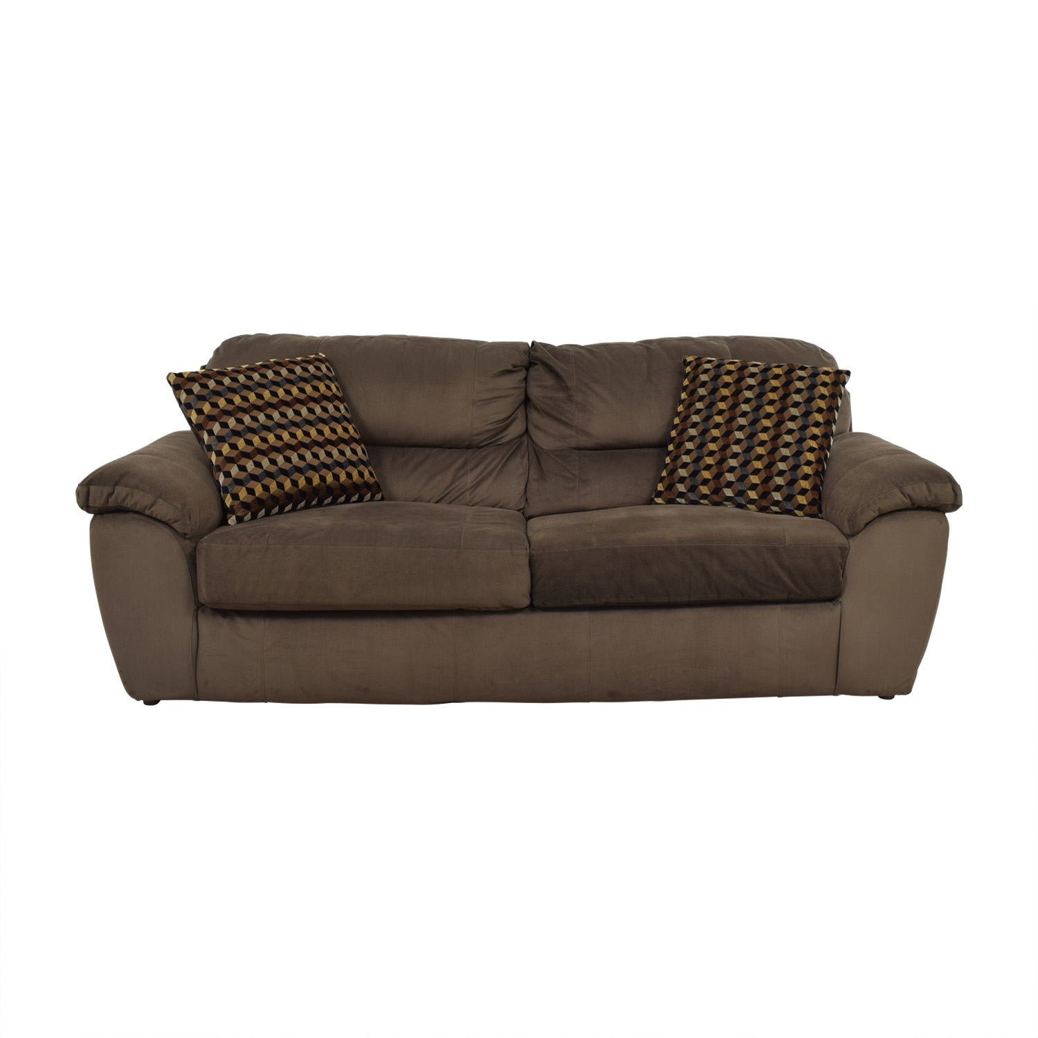 Bobs furniture sofa bed bobs futon roselawnlutheran thesofa Loveseat sofa bed