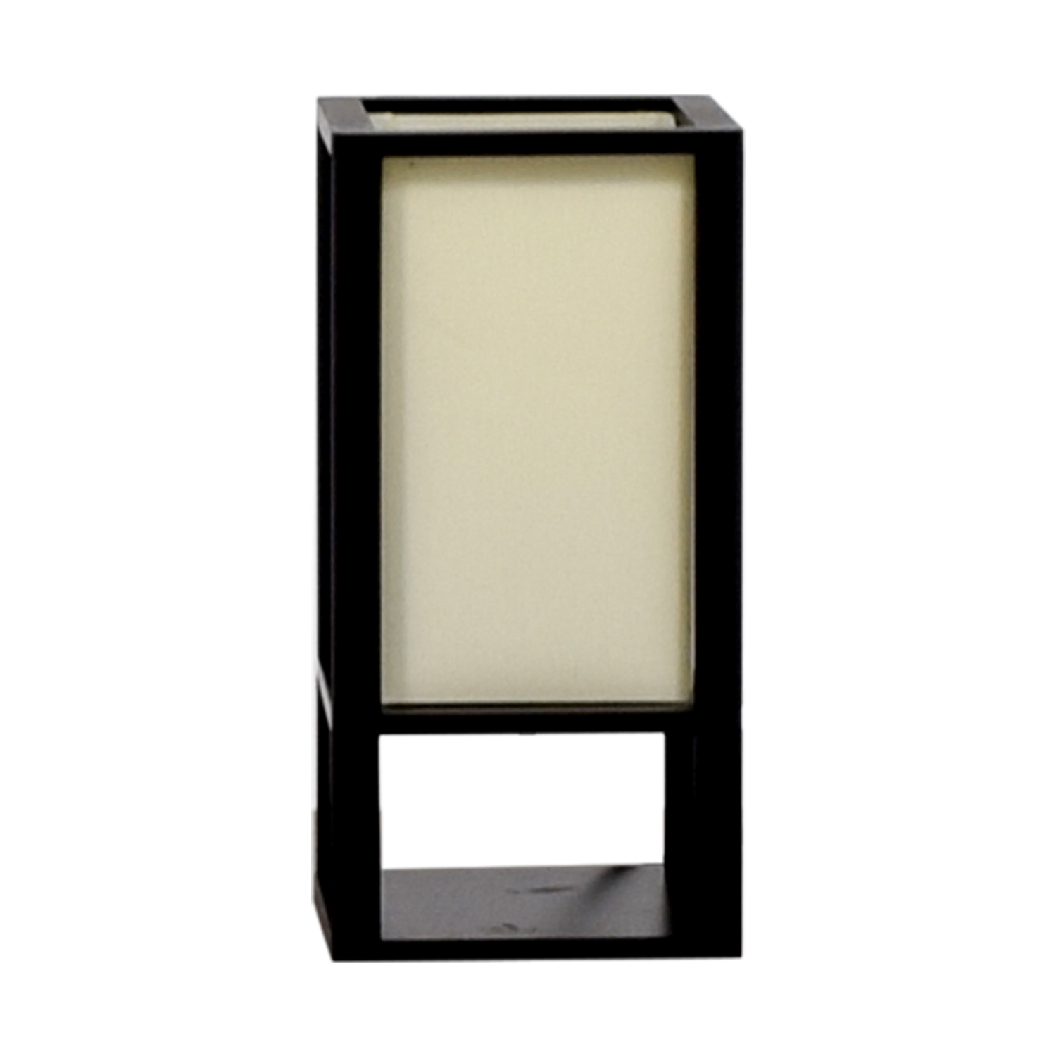Threshold Black Table lamp / Decor