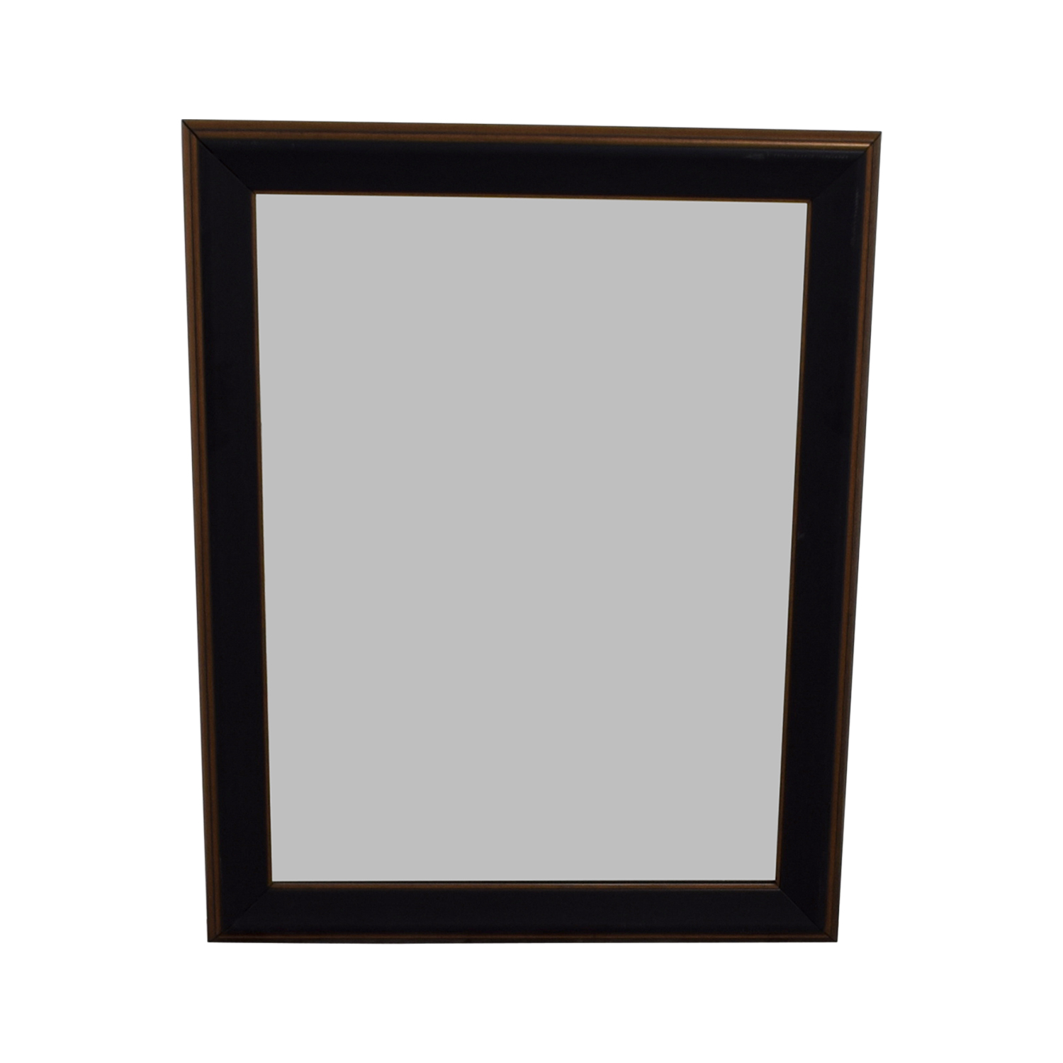 Wood Framed Mirror nj