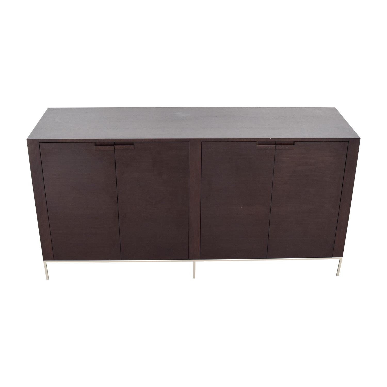 B&B Italia B&B Italia Max Alto Storage Wood Dresser