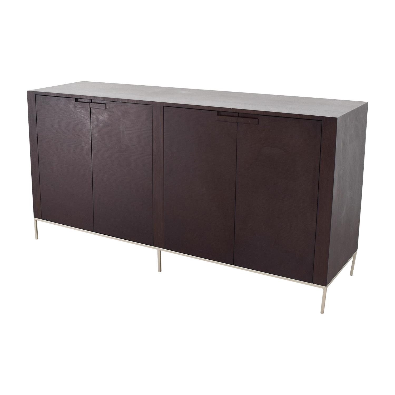 shop B&B Italia B&B Italia Max Alto Storage Wood Dresser online