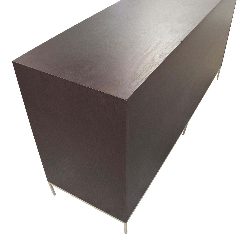 B&B Italia B&B Italia Max Alto Storage Wood Dresser price