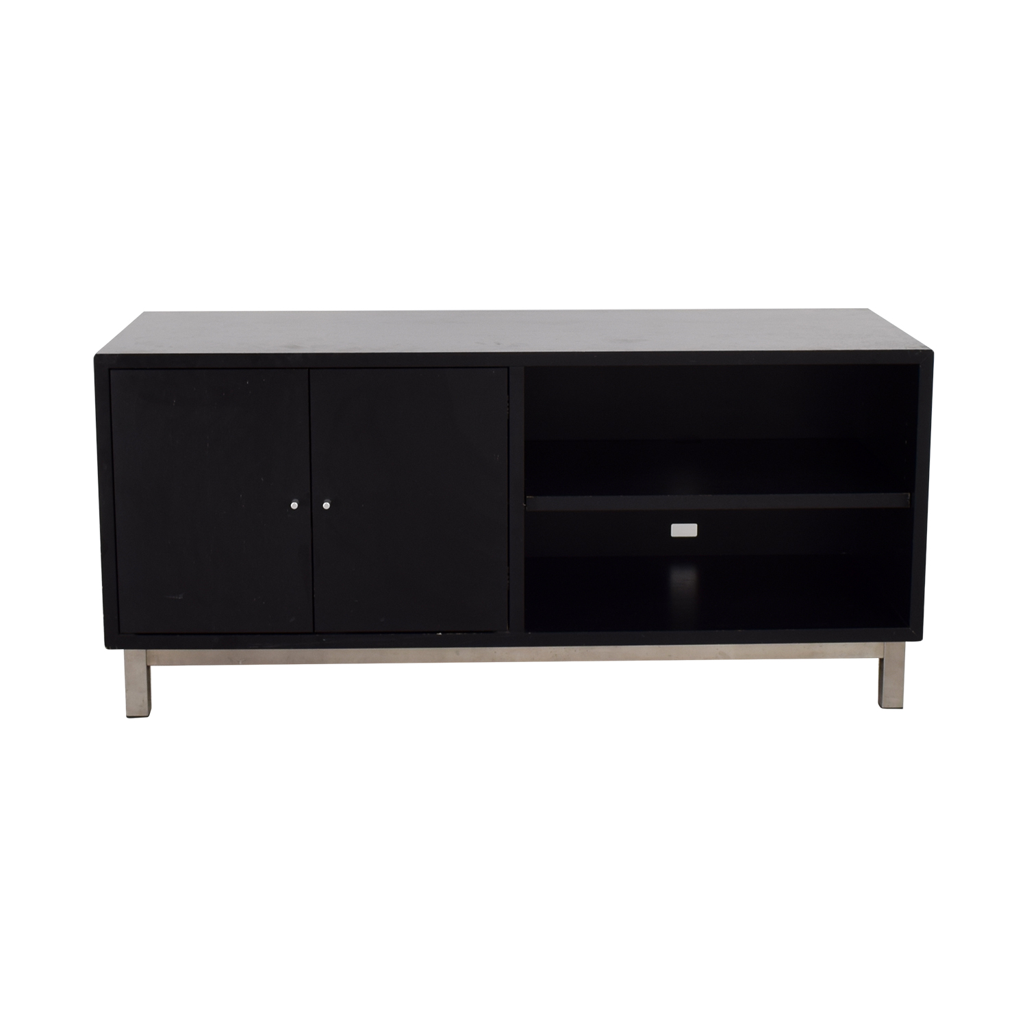 buy Room & Board Copenhagen Media Console Room & Board Storage