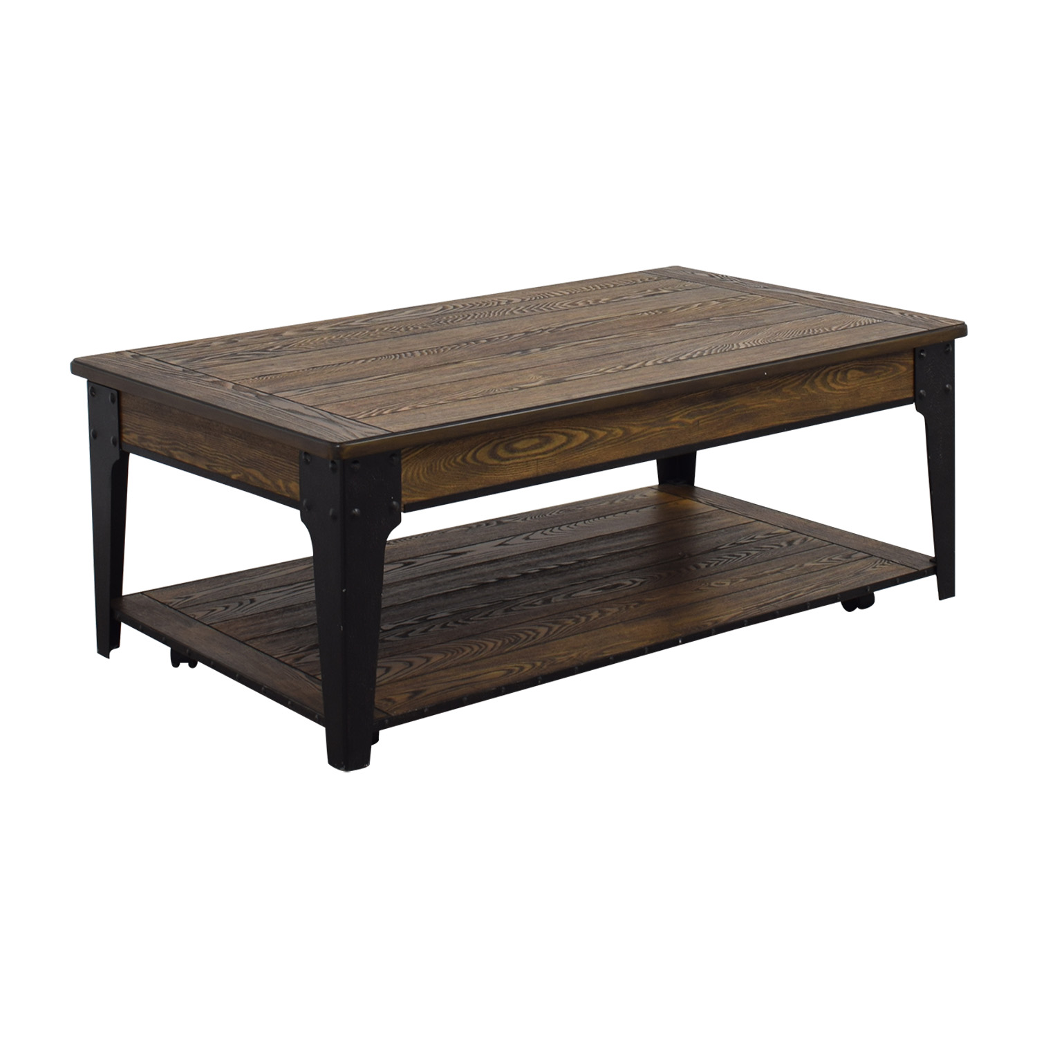 37% OFF Magnussen Magnussen Lakehurst Lift Top Coffee Table with