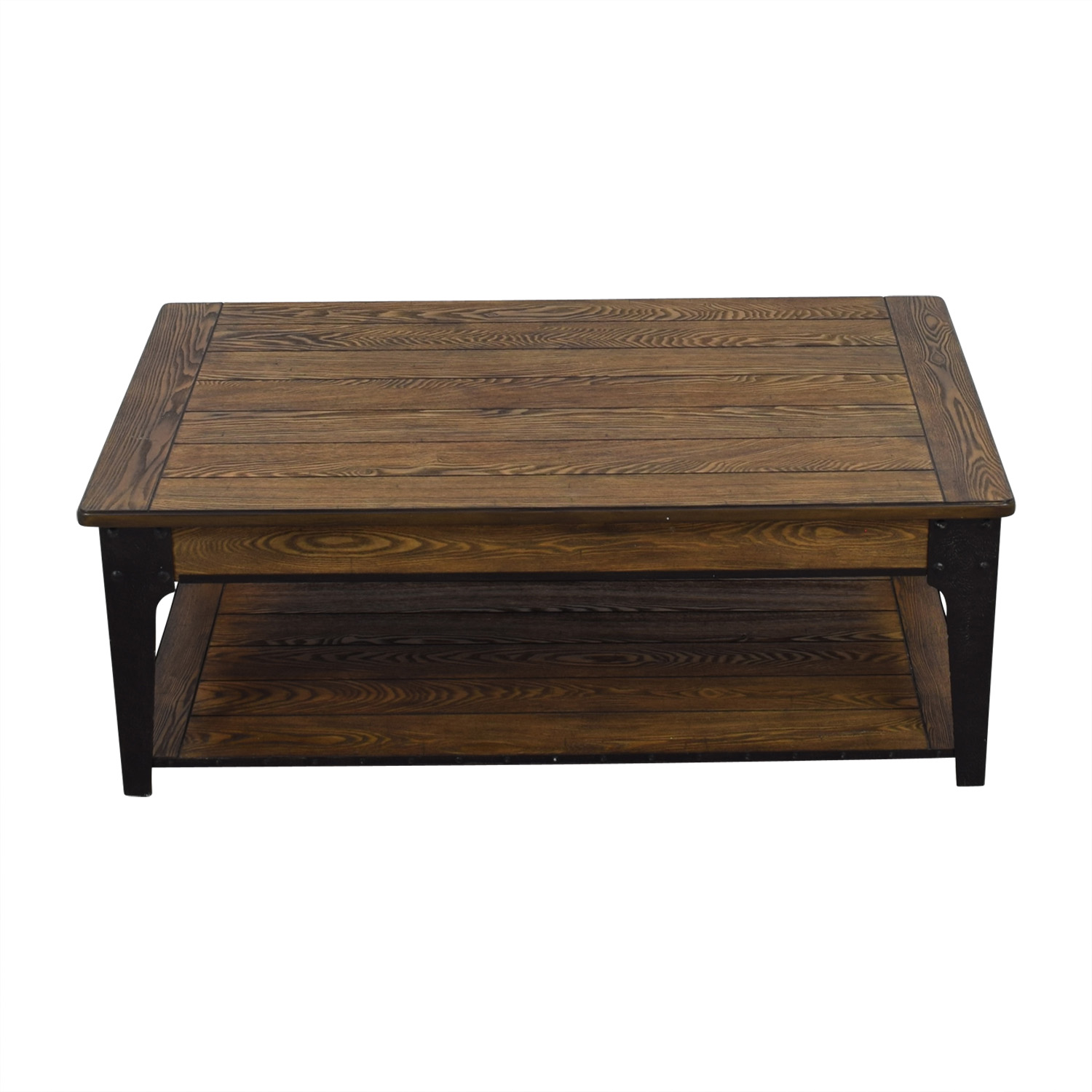 buy Magnussen Lakehurst Lift-Top Coffee Table with Wheels Magnussen Tables