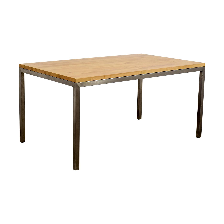 buy Room & Board Portica Table Room & Board Tables