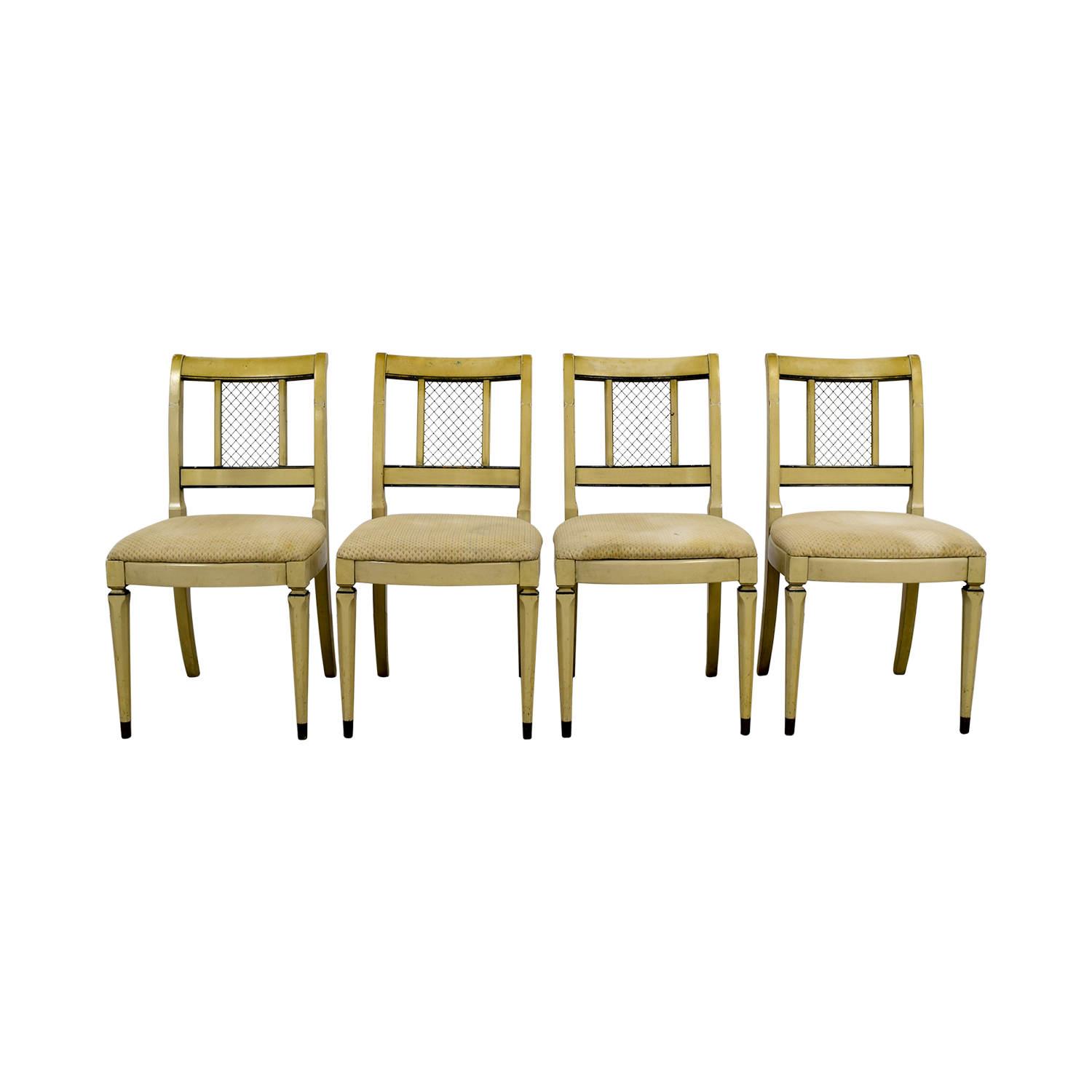 shop Vintage Tan Dining Chairs