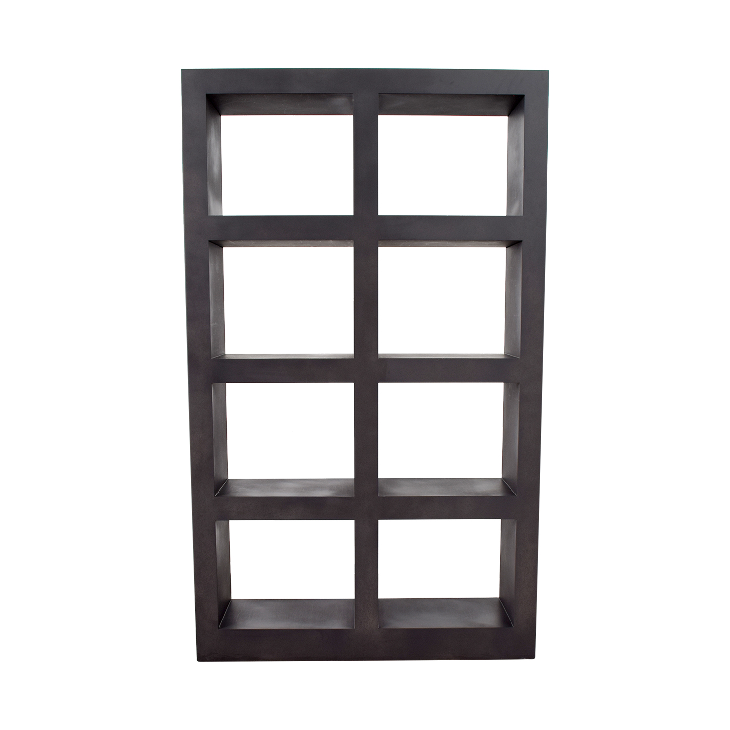 Crate & Barrel Crate & Barrel Shadow Box Bookcase nj