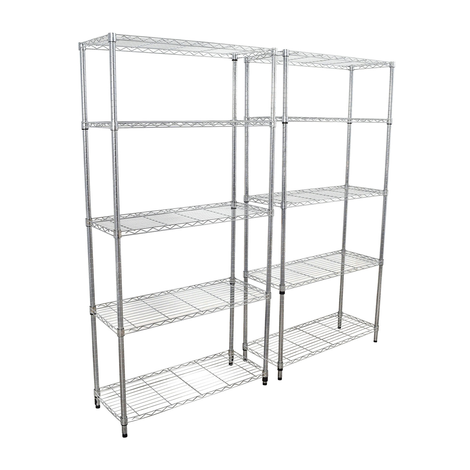 Home Depot Home Depot Chrome Five-Shelf Units price