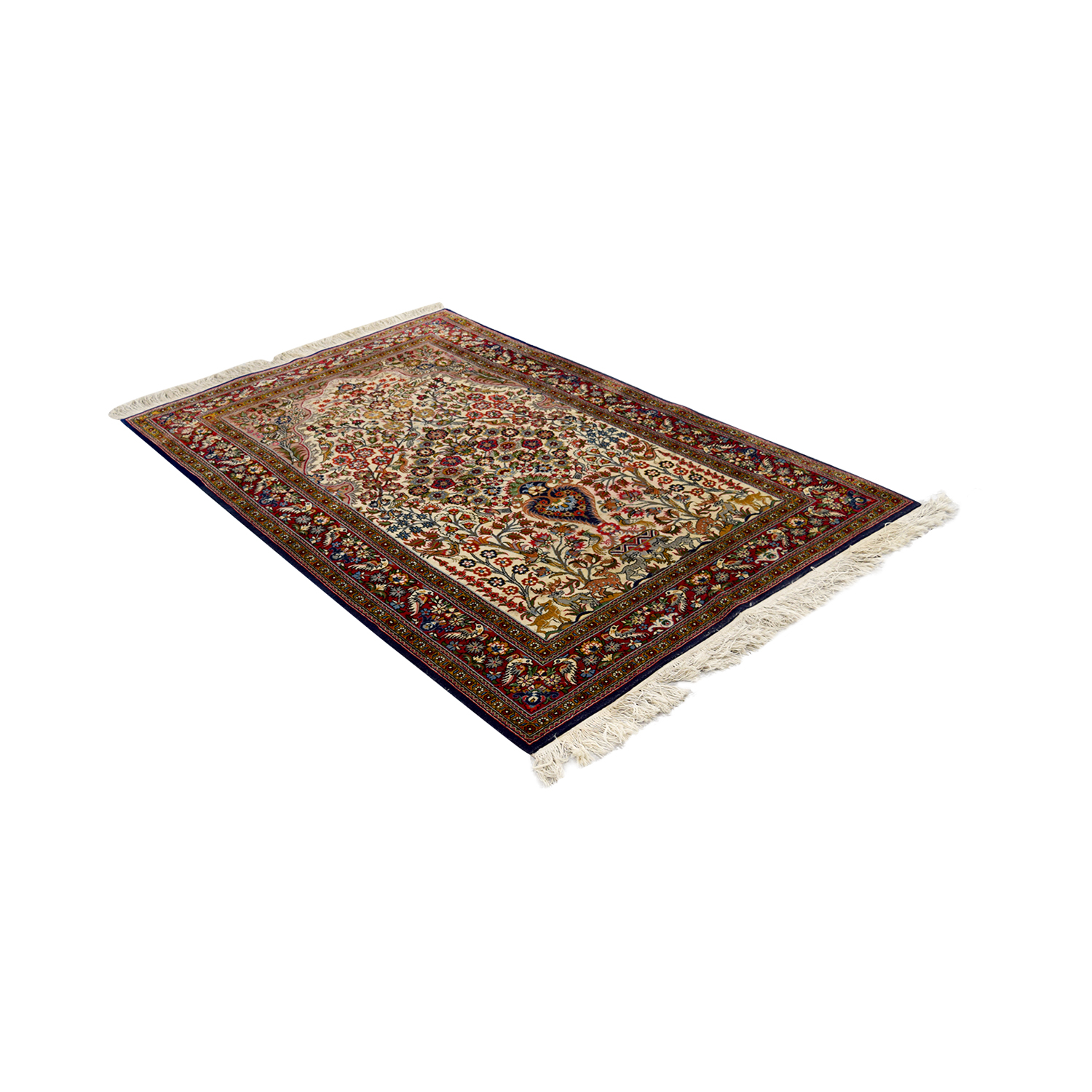 ABC Carpet and Home ABC Carpet & Home Persian Red Rug