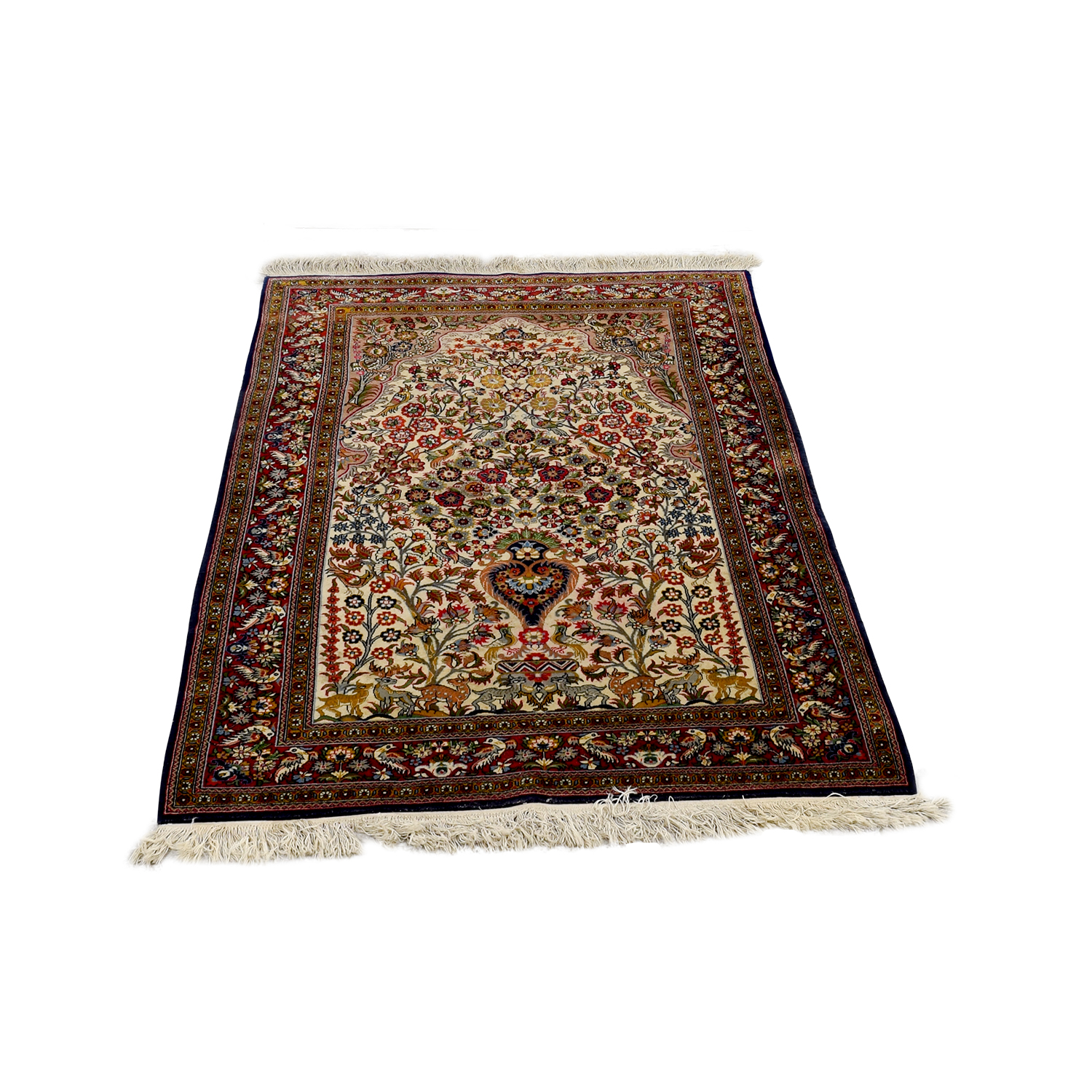 buy ABC Carpet and Home ABC Carpet & Home Persian Red Rug online