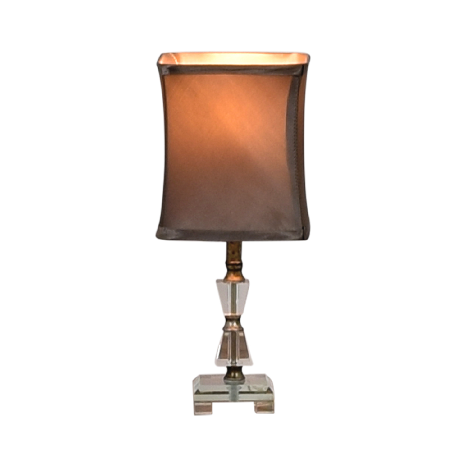 Pier 1 Imports Pier 1 Imports Crystal Table Lamp nj