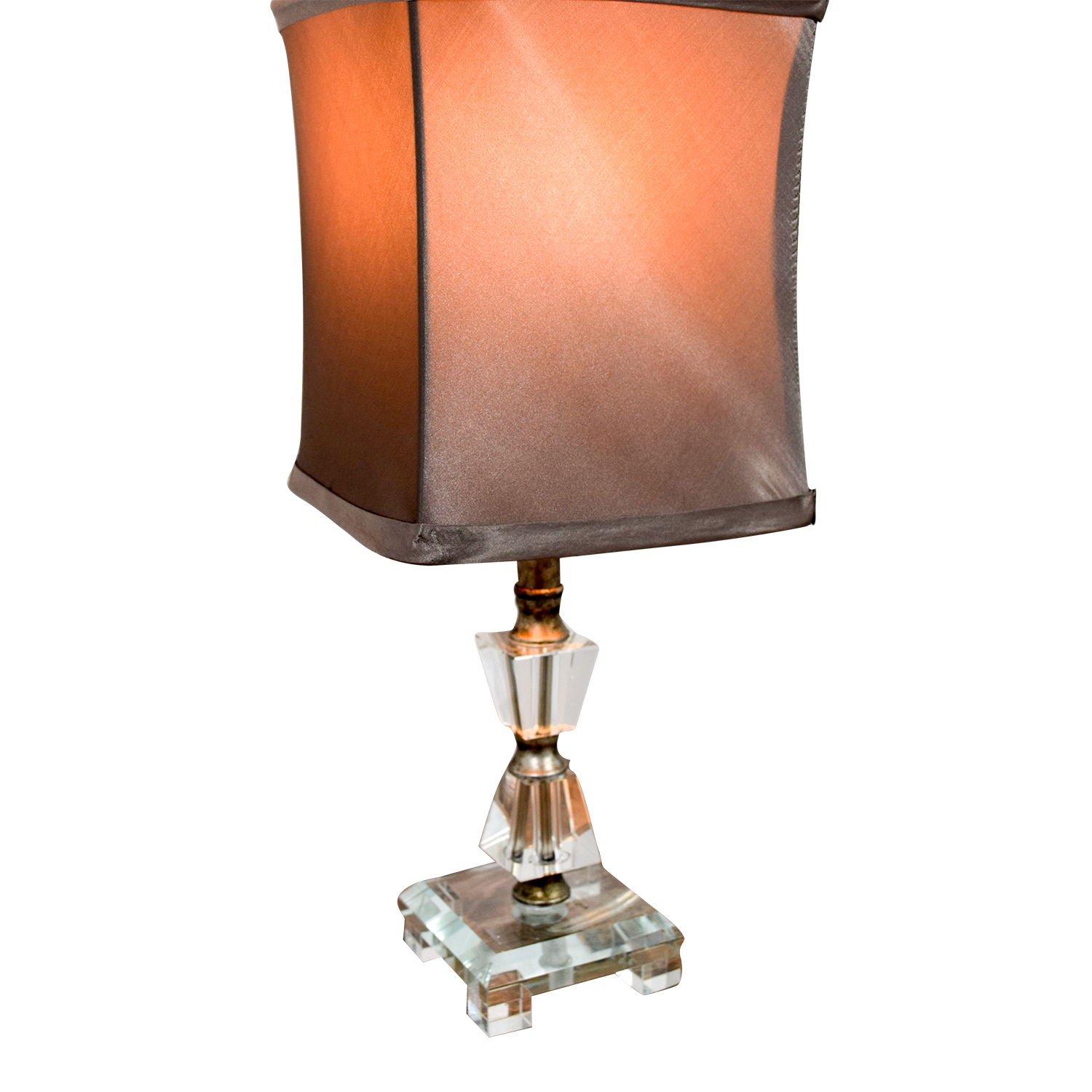 shop Pier 1 Imports Crystal Table Lamp Pier 1 Imports Lamps