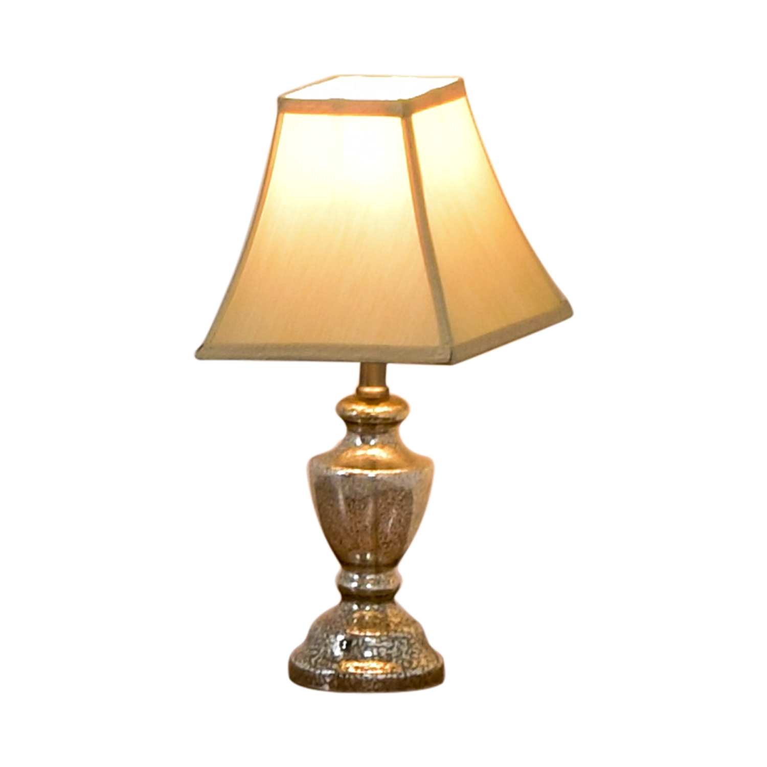 buy Bed Bath and Beyond Slender Mercury Glass Table Lamp Bed Bath and Beyond Lamps