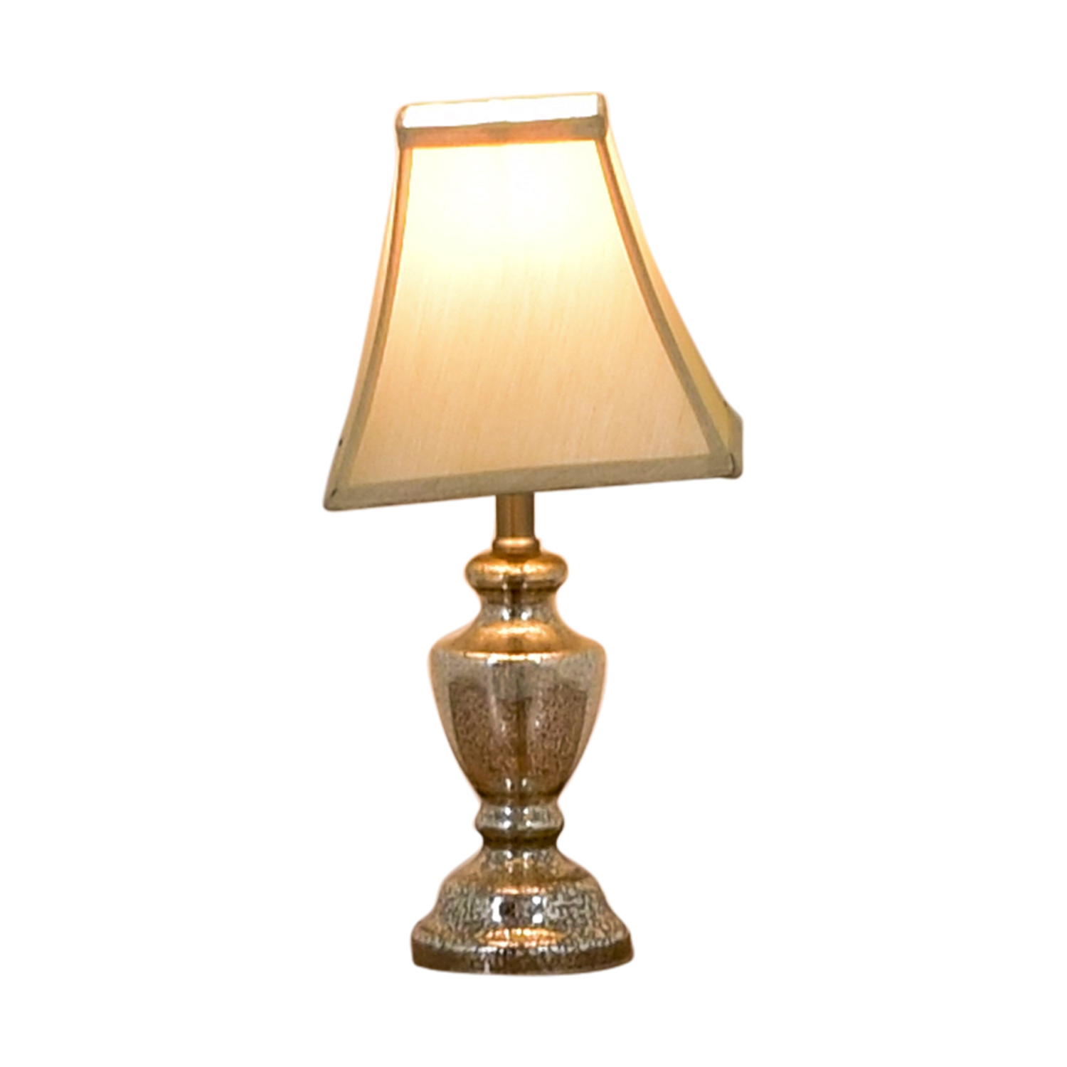 Bed Bath and Beyond Bed Bath and Beyond Slender Mercury Glass Table Lamp discount