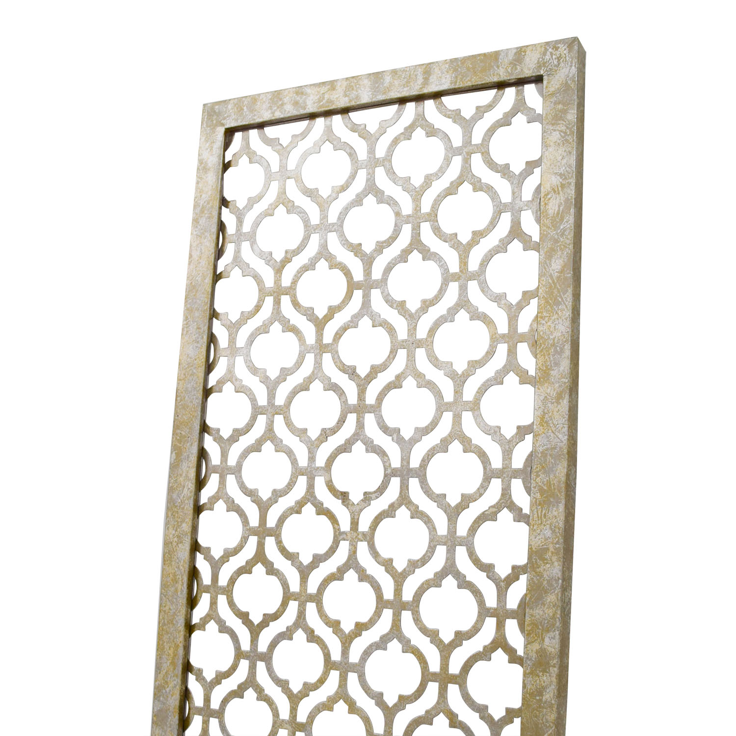 58 off pier 1 imports pier 1 imports trellis metal wall panel decor. Black Bedroom Furniture Sets. Home Design Ideas