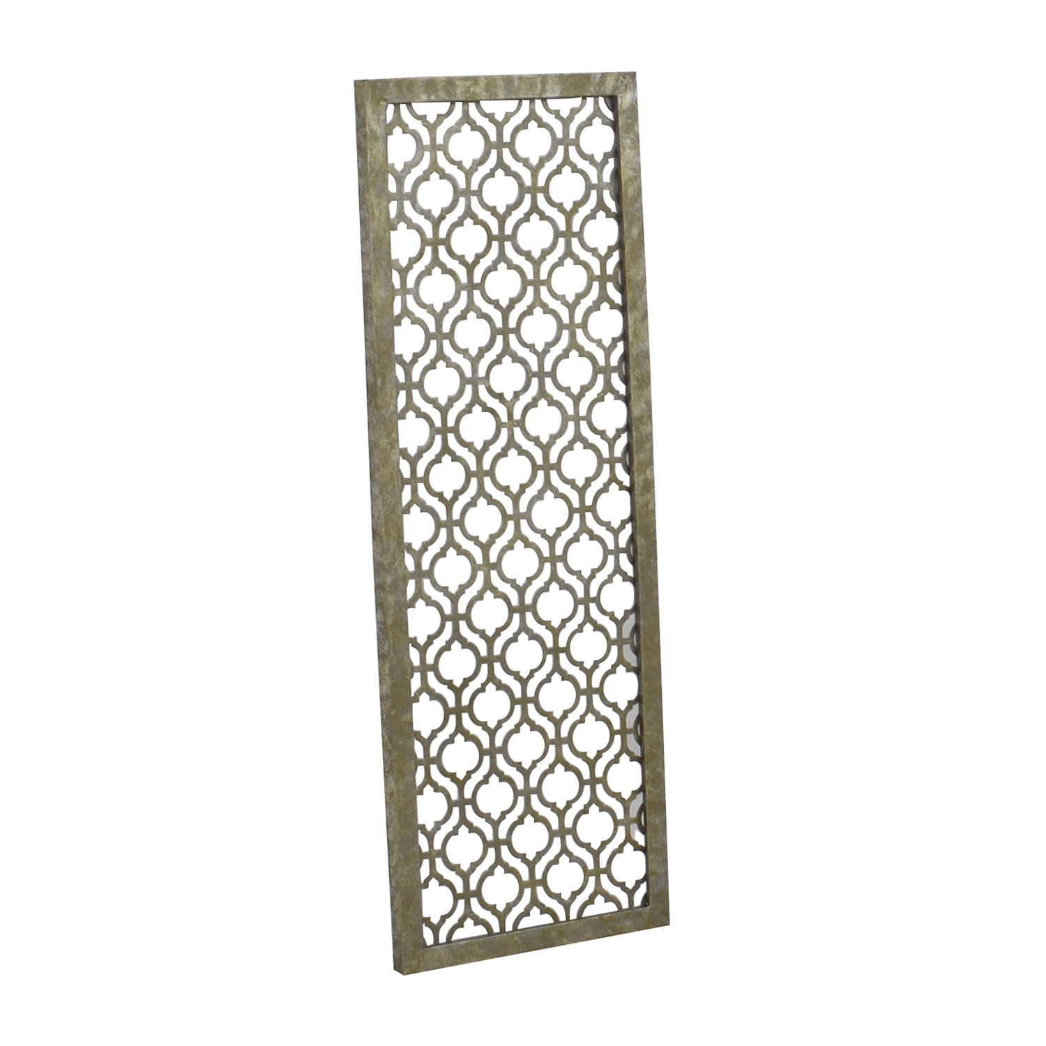 Pier 1 Imports Pier 1 Imports Trellis Metal Wall Panel Decorative Accents