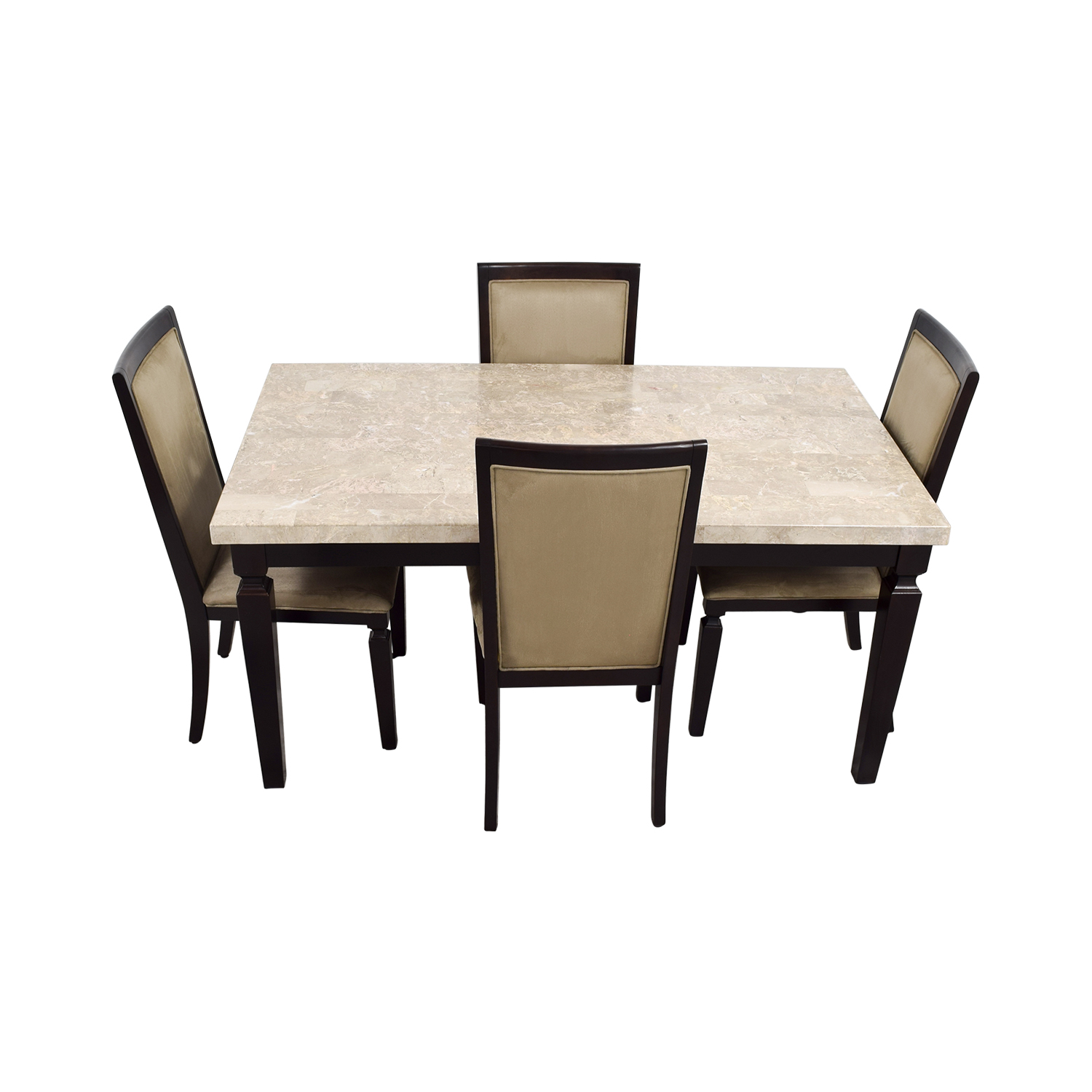shop Raymour & Flanigan Raymour & Flanigan Rogue Marble Dining Set online