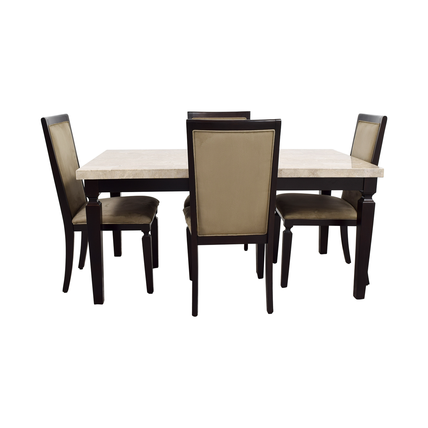 Raymour & Flanigan Raymour & Flanigan Rogue Marble Dining Set price
