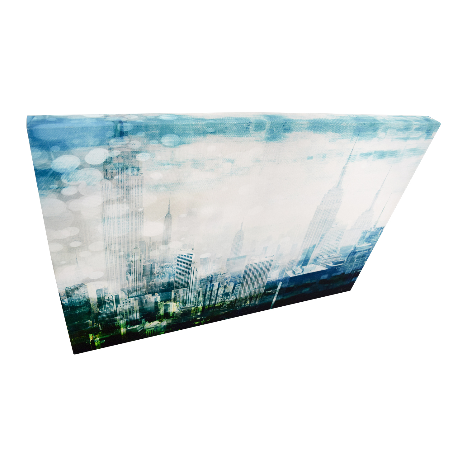 buy Kirklands New York Nights Canvas Print Kirklands Decor
