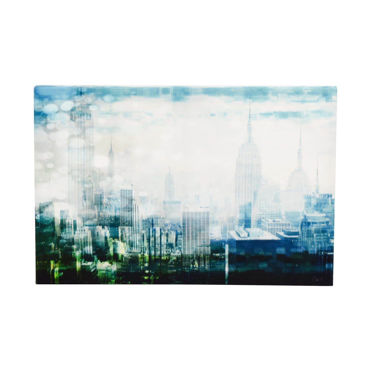 Kirklands Kirklands New York Nights Canvas Print