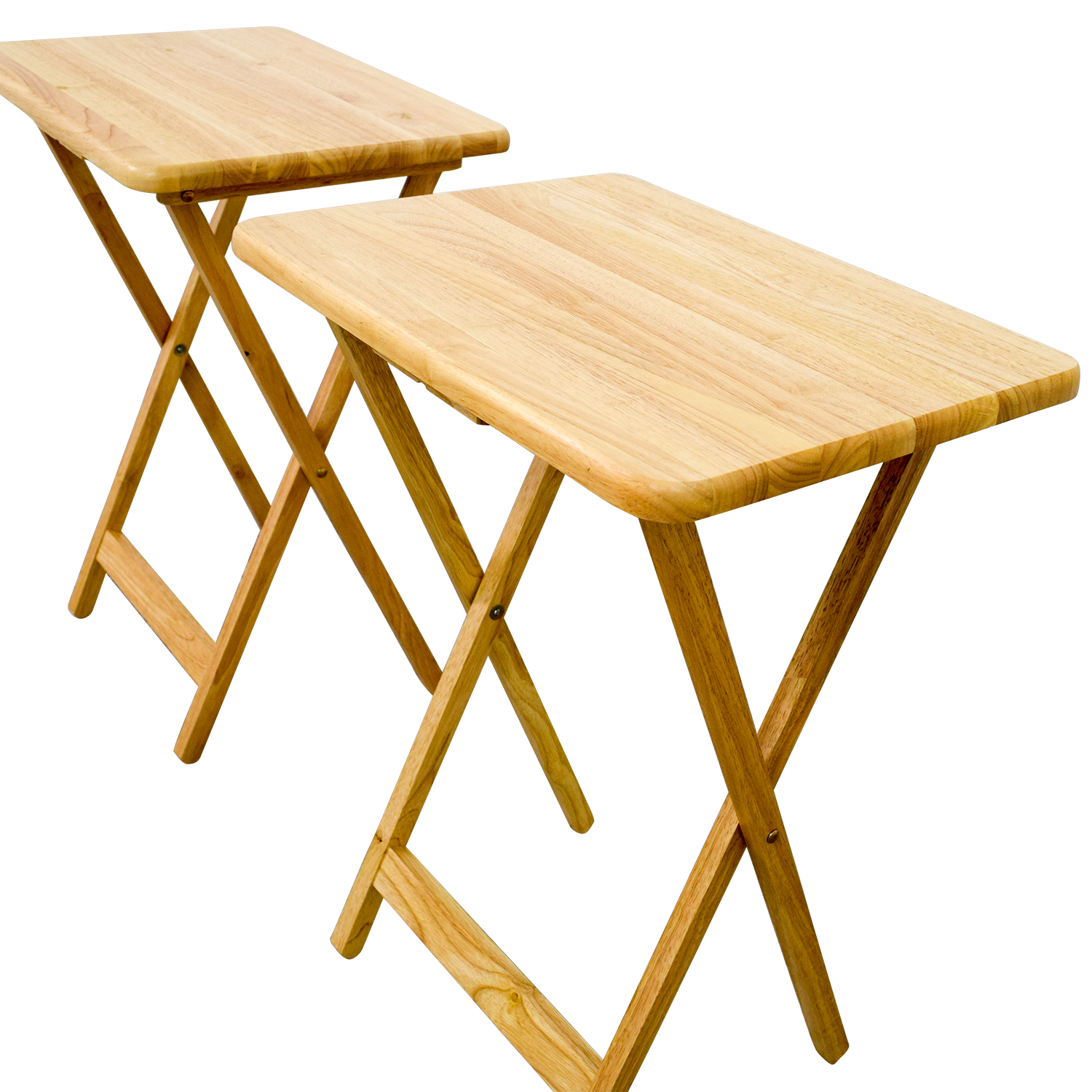 Bed Bath and Beyond Folding Snack Tables sale